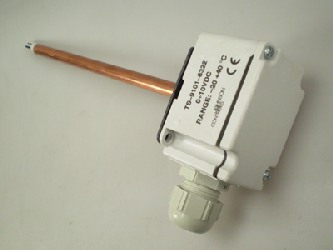Johnson controls insteek temp.voeler ts-9101-8322 snel respons