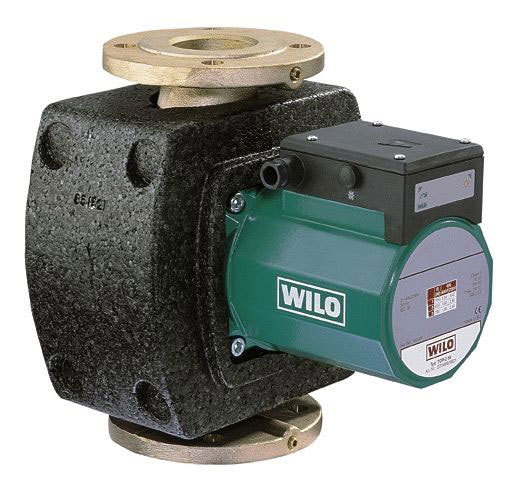 Wilo top z 50/7 280mm pn6/10 400v 2046639